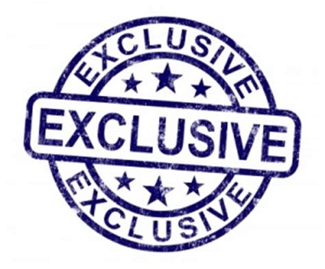create exclusivity for your new product