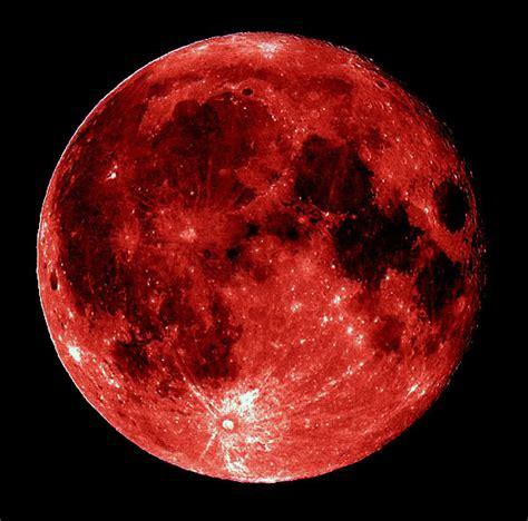 Moon Bloody Moon blood moon jesus on the way