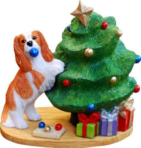cavalier christmas tree ornament