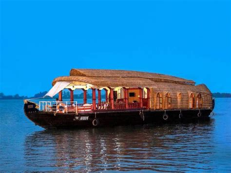 alappuzha boat house booking rates deluxe 1 beds houseboat booking for 1 nights in alleppey