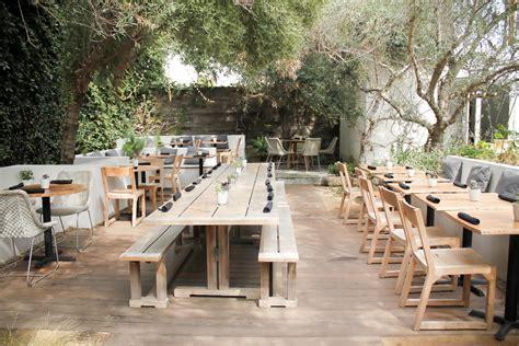 backyard restaurant the 12 best eco friendly restaurants in los angeles