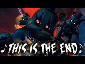 Mangled quot a five nights at freddy s fnaf 2 song by