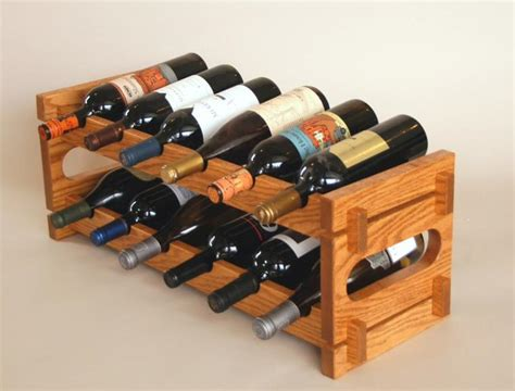 features of a wine rack furniture uk