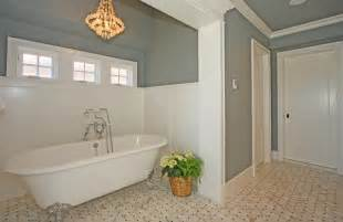 Ideas For Bathroom Walls hamptons style