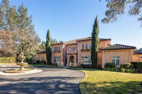 2 most expensive homes for sale in the napa valley home