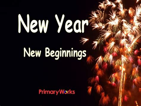new year assembly for ks2 new year new beginning ks1 or ks2 assembly