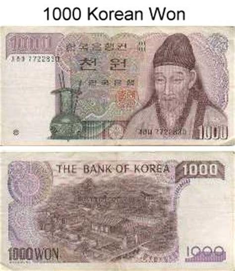 currency converter won 1000 usd to korean won hab immer hun ga