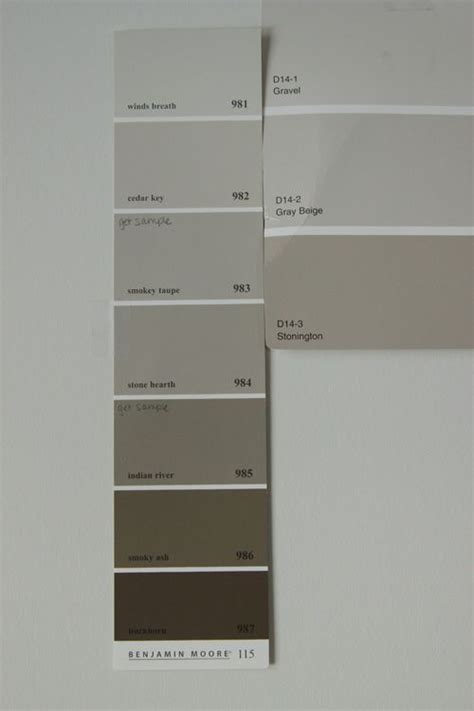 best taupe paint colors 17 best ideas about benjamin moore taupe on pinterest