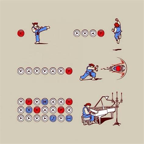 imagenes en movimiento de risa movimientos en tu videojuego de lucha