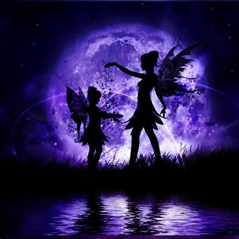 bing images beautiful moon purple moon fairy bing images colour me purple