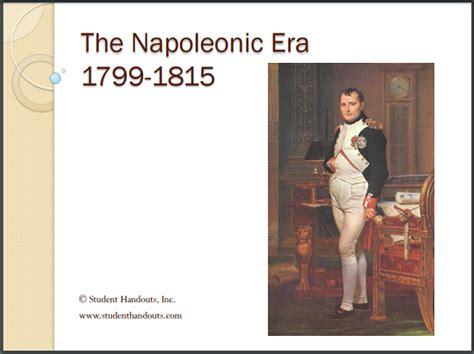 napoleon bonaparte biography ppt napoleon powerpoint centreurope info