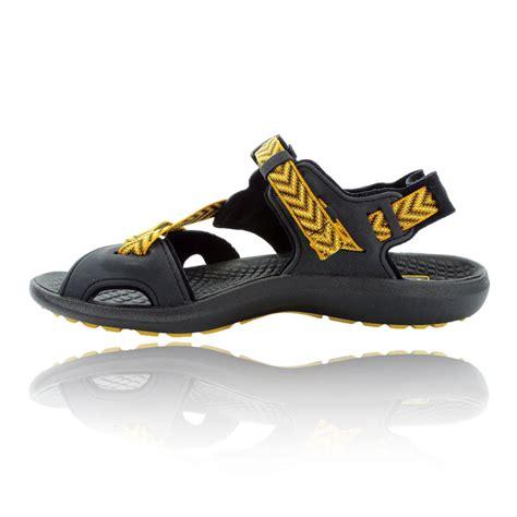 keen hiking sandals keen maupin mens black yellow summer shoes hiking walking