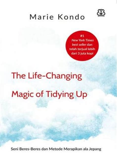 the life changing magic of bukukita com the life changing magic of tidying up