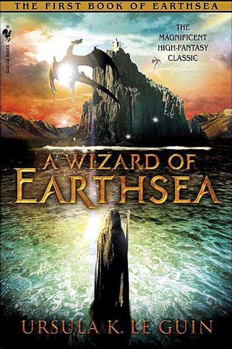A Wizard Of Earthsea ursula k le guin a wizard of earthsea earthsea 1