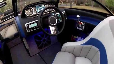 boat stereo ideas 2012 malibu wakesetter 22 mxz kicker marine audio youtube