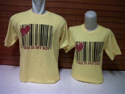 Tshirt Baju Kaos Barcode baju terbaru kaos tshirt