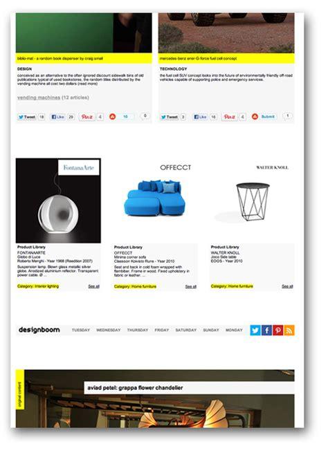 designboom editorial architonic and designboom launch strategic alliance