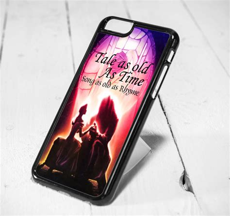 Iphone Iphone 6 And The Beast disney and the beast quote protective iphone 6