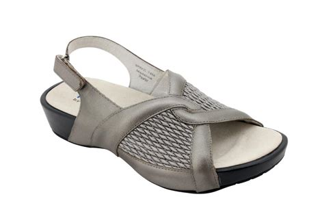 womens sandals with removable insoles propet madeline removable insole sandals s ebay