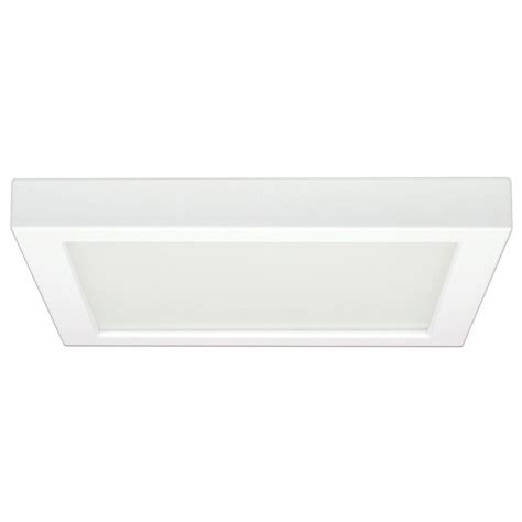 low profile surface mount led lighting flush mount ceiling light project source integrated flush