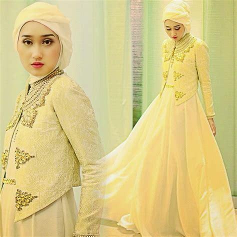 Busana Muslim 2015 contoh busana muslim terbaru di 2015 untuk wanita gemuk