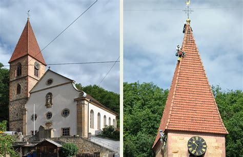 Blitzschutz Georg Müller - Katholische Pfarrkirche St ... L Bank