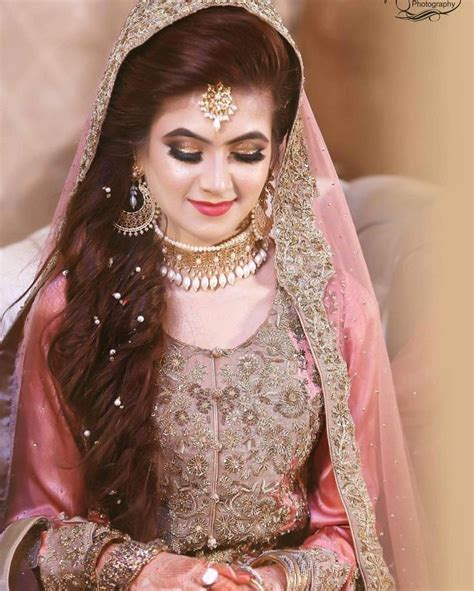 hair steila simpl is pakistan latest pakistani bridal makeup 2017