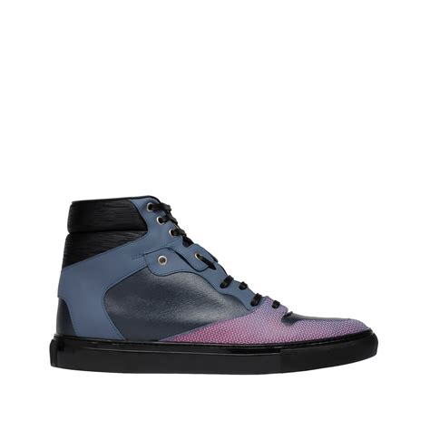 s balenciaga sneakers balenciaga balenciaga chameleon high sneakers s