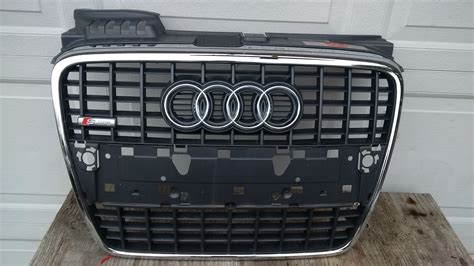 Audi A4 Grill by For Sale A4 S Line Grill 2008 B7 Audi Forum Audi