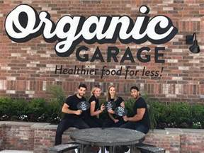 organic garage toronto organic garage set to open in liberty