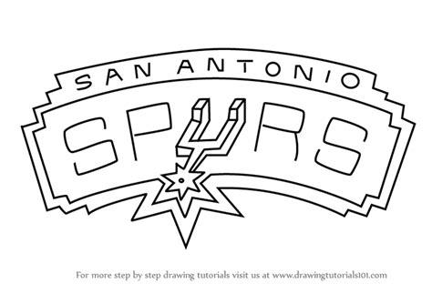 san antonio spurs coloring pages bing images
