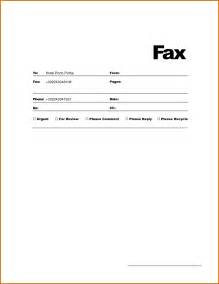 Fax Cover Letter Word Template by Fax Cover Sheet Template For Wordreference Letters Words Reference Letters Words