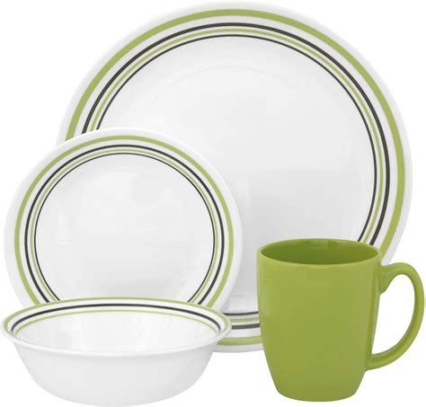 corelle vitrelle kitchen design dinnerware 16 pcs set