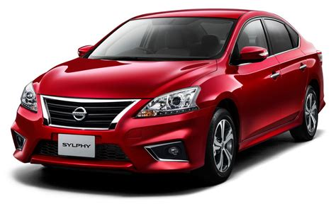 nissan sylphy nissan sylphy s touring edition unveiled in