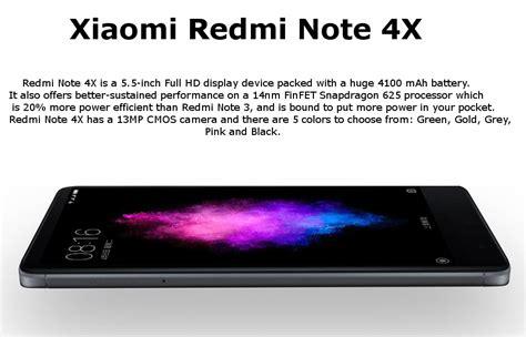 Kp3278 Xiaomi Redmi Note 4x Grey Ram 3gb 32 Kode Tyr3334 1 xiaomi redmi note 4x fingerprint 5 5 inch 3gb ram 32gb