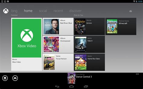 xbox for android xbox 360 smartglass for android 1 7 softpedia