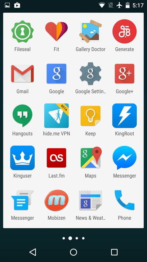 choose  apps  google   search