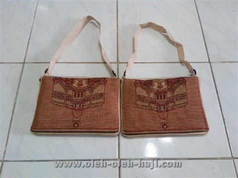 Sajadah Tipis Turki Plus Sablon sajadah tas kecil oleh oleh haji