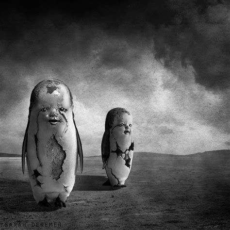 imagenes surrealistas con photoshop dreamlike b w photo manipulations by sarah deremer