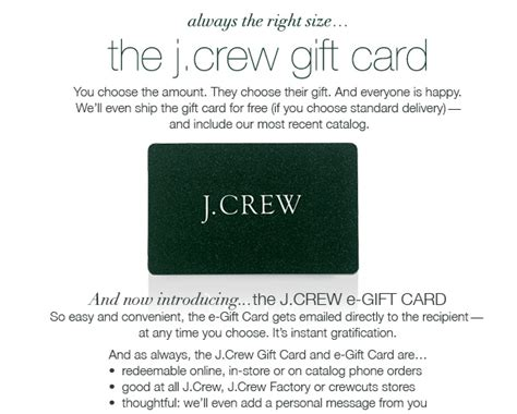 J Crew Gift Card - 17 best images about gift cards on pinterest gift card holders special gifts and