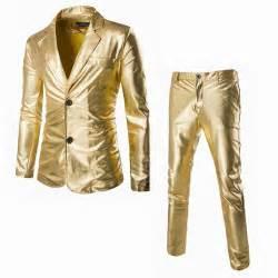online get cheap gold suits for men aliexpress com