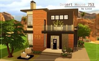 sims haus the sims 4 desert house 753 homeless sims