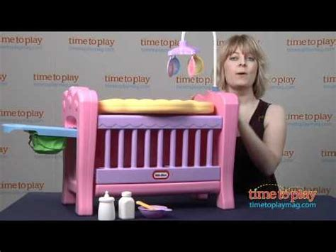tikes 4 in 1 baby born nursery from mga