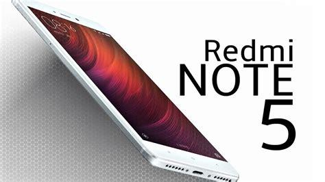 Dan Spesifikasi Hp Android Xiaomi Redmi Note ulasan spesifikasi dan harga hp android xiaomi redmi note 5 segiempat