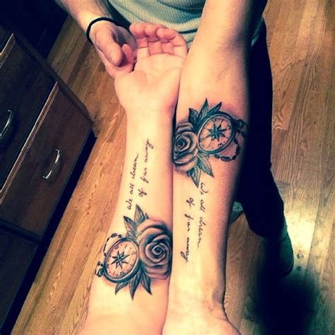 mother daughter rose tattoos 50 truly touching designs
