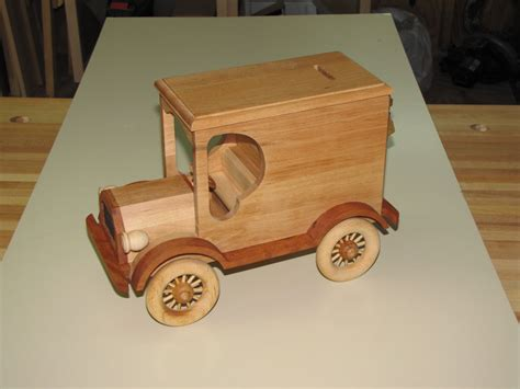 wooden truck plans  easy diy woodworking projects