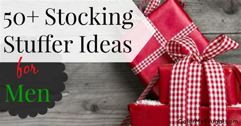 mens stocking stuffers 2016 50 stocking stuffer ideas for men that he will love