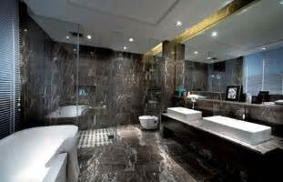Modern Luxury Bathrooms Luxury Bathroom Decoration Marble Wall And Floor Design Residence