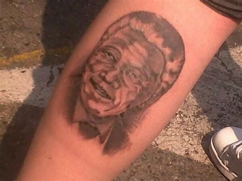 nelson mandela tattoo 17 best images about genealogy tattoos on pinterest