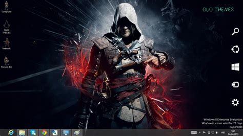 assassins creed 4 black flag theme assassin s creed 4 black flag theme for windows 7 and 8